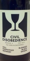Hill Farmstead Civil Disobedience (Release 4) - Saison