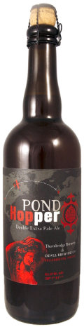 Odell/ Thornbridge Pond Hopper Double Extra Pale Ale