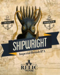 Relic Shipwright Imperial British IPA