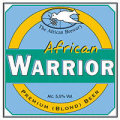 African Warrior - Golden Ale/Blond Ale
