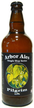 Arbor Single Hop Pilgrim - Golden Ale/Blond Ale