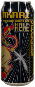 Half Acre Akari Shogun - Wheat Ale
