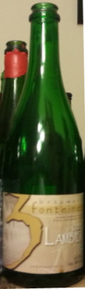 3 Fonteinen Oude Lambik (4 Year) - Lambic Style - Unblended