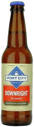Port City Downright Pilsner