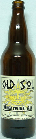 Big Time Old Sol Wheatwine