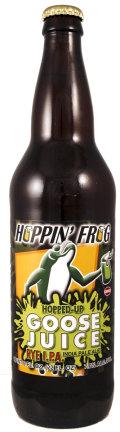 Hoppin Frog Hopped-Up Goose Juice Rye IPA