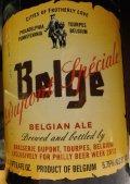 Dupont Sp�ciale Belge - Belgian Ale