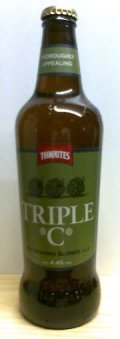 Thwaites Triple C (Bottle, 4.4%) - Golden Ale/Blond Ale