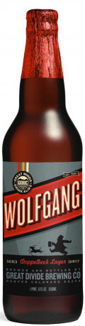 Great Divide Wolfgang - Doppelbock