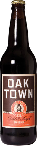 Calicraft Oaktown Brown Ale