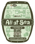 Brains Craft Brewery All At Sea