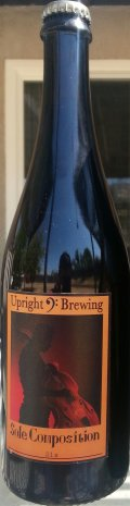 Upright Sole Composition: Single Cask Six - Sour Red/Brown