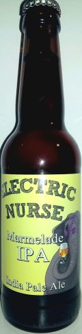 Electric Nurse Marmelade IPA - India Pale Ale (IPA)
