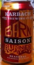 Karbach Barn Burner Saison