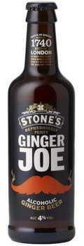 Stone�s Ginger Joe