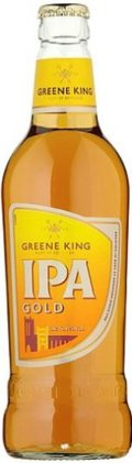 Greene King IPA Gold (Bottle) - Golden Ale/Blond Ale