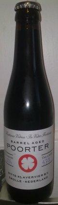 Klavervier Barrel Aged Poorter - Porter
