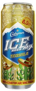 Slavutych Ice Beer Mix Tequila