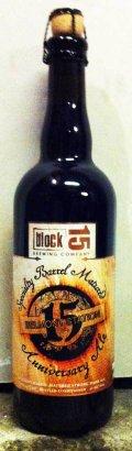 Block 15 Belmont Station 15 Anniversary Ale