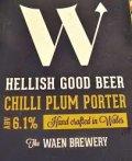 Waen Chilli Plum Porter