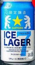 Sapporo Breweries Ice Lager 7 - Strong Pale Lager/Imperial Pils