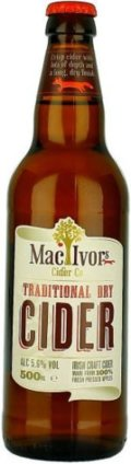 MacIvors Traditional Dry Cider