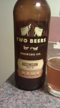 Two Beers Ascension Triple IPA