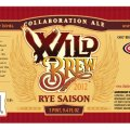 Choc / FOAM Collaboration Ale Wild Brew 2012 Rye Saison