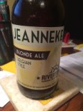 Rivertown Jenneke - Belgian White (Witbier)