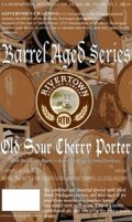 Rivertown Barrel Aged Old Sour Cherry Porter - Sour/Wild Ale