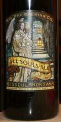 Big Sky All Souls Ale 2012