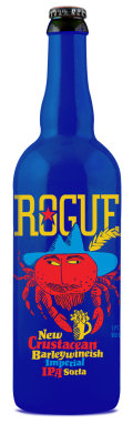Rogue New Crustacean Barleywineish Imperial IPA Sorta - Barley Wine