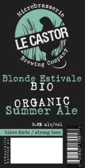 Le Castor Blonde Estivale - Summer Ale