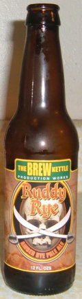 The Brew Kettle Ruddy Rye