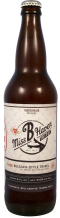 Wingman Miss B Haven Tripel