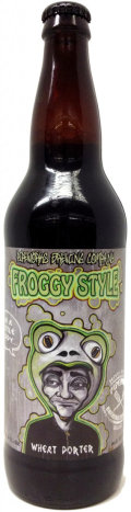 Pipeworks Froggy Style Wheat Porter
