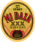 Mi Daza Traditional Cork Stout - Stout