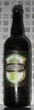 Sallands Landbier Aspergebier - Belgian White (Witbier)