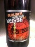 Brewbaker Berliner Jahrgangs Weisse 2012