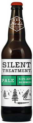 No-Li Silent Treatment Pale Ale