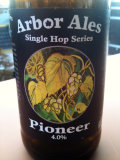 Arbor Single Hop Pioneer - Golden Ale/Blond Ale