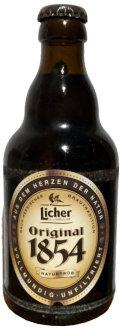Licher Original 1854 - Zwickel/Keller/Landbier