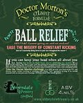 Beer Works Doctor Morton�s Ball Relief