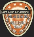 Det Lille Bryggeri Celebration Ale #3 Pale Ale In The Sun - Low Alcohol