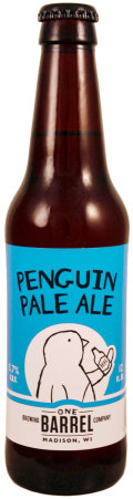 One Barrel Penguin Pale Ale - American Pale Ale