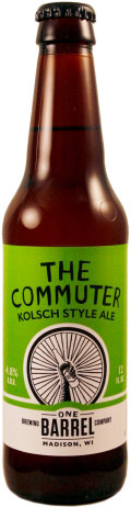 One Barrel The Commuter - K�lsch