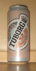 Tuborg Beer Mix Grapefruit-Mint - Fruit Beer