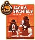 Gun Dog Jack�s Spaniels - Bitter