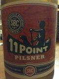 Springfield 11 Point Pilsner