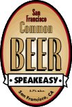 Speakeasy San Francisco Common Beer (Steam)